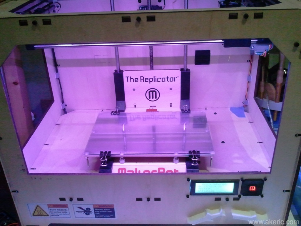 Lexan: The 3D-printer build platform of the future | AK Eric