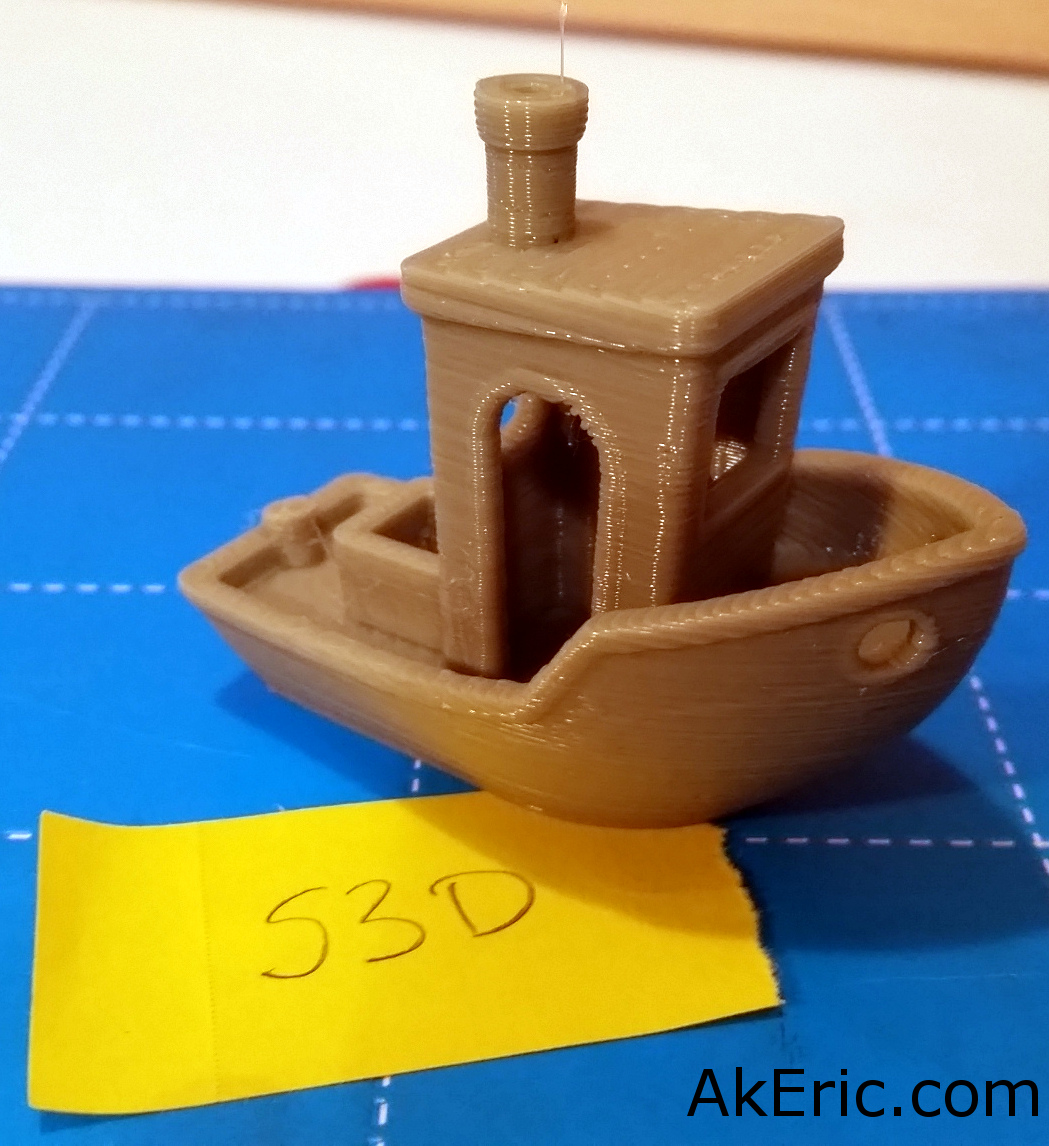 A comparison of Simplify3D and Slic3r Prusa Edition | AK Eric