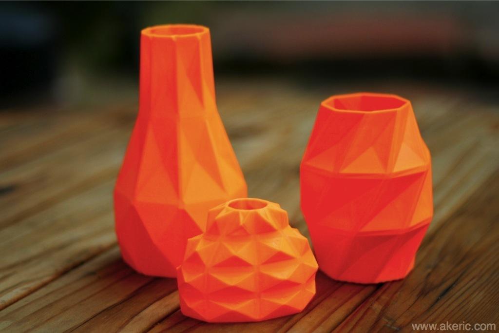 Latest 3d Prints Bracelet Vases Ak Eric